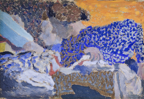 Art Prints of Two Seamstresses in the Workroom by Edouard Vuillard