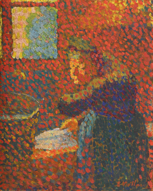Art Prints of Grandmother at the Sink by Edouard Vuillard
