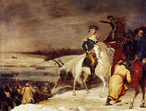 Art Prints of Washington Crossing the Delaware, 1819 by Edward Hicks