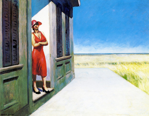 Art Prints of Carolina Morning by Edward Hopper