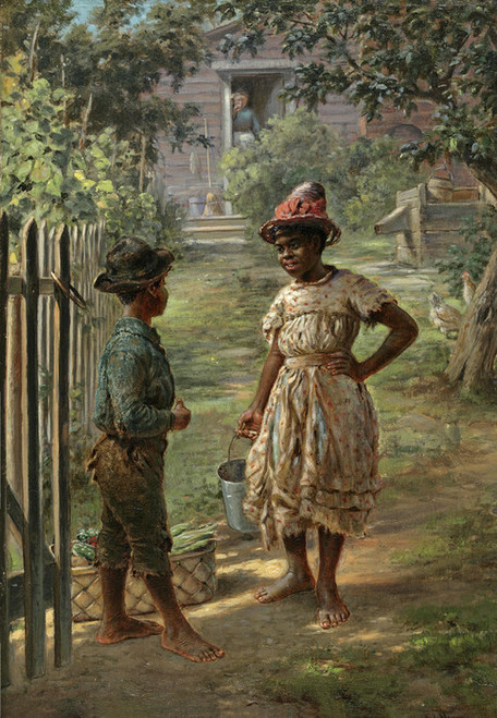Art Prints of The Sunny South, 1887 by Edward Lamson Henry