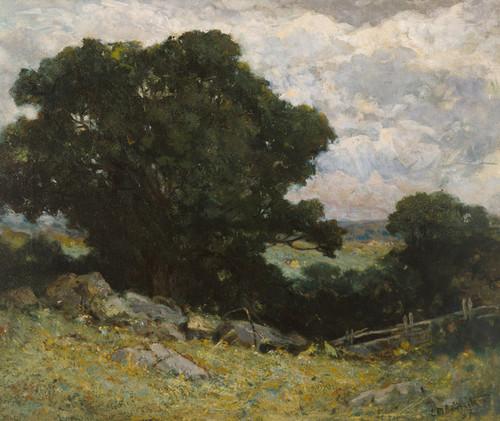 Art Prints of Landscape by Edward Mitchell Bannister