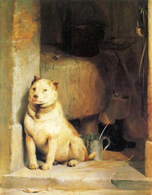 Art Prints of Low Life by Edwin Henry Landseer