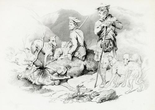 Art Prints of Rest by Edwin Henry Landseer