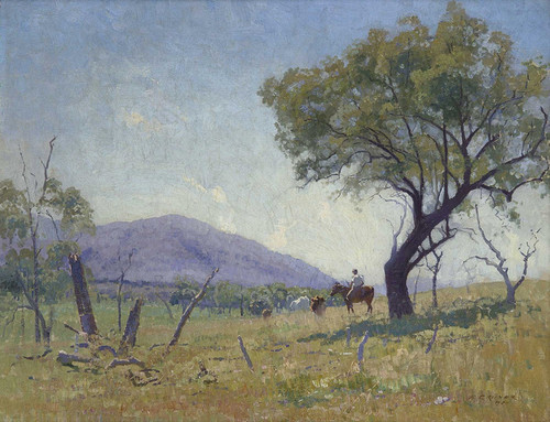 Art Prints of Mingoola Valley by Elioth Gruner