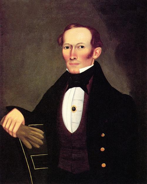 Art Prints of Mr. Pearce by Erastus Salisbury Field