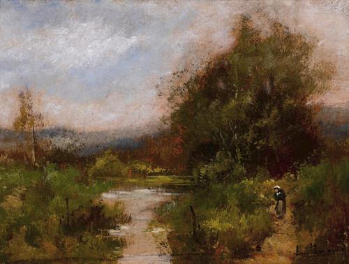 Art Prints of Landscape by Eugene Galien-Laloue