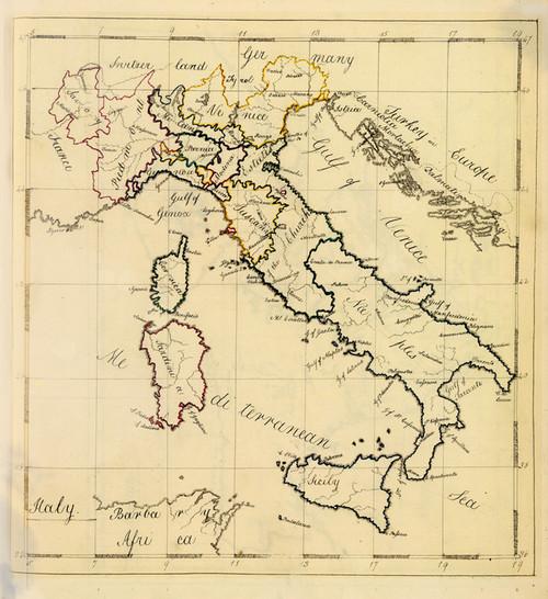 Art Prints of Italy, 1810 (4871020) by Frances Bowen