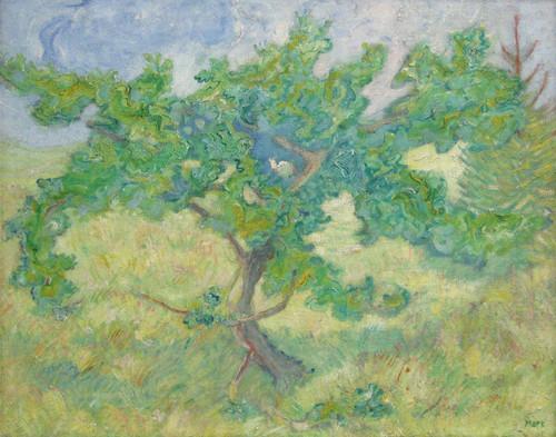 Art Prints of Oak Trees by Franz Marc