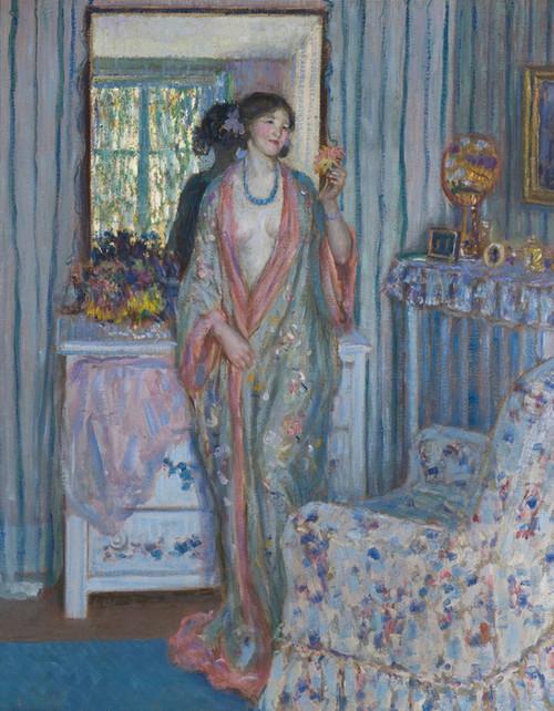 Art Prints of The Robe by Frederick Carl Frieseke