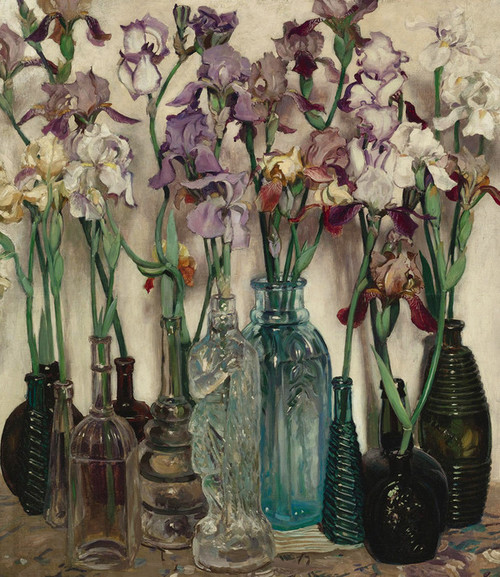 Art Prints of Rum Row by Frederick Judd Waugh