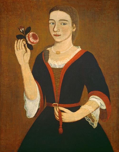 Art Prints of  Art Prints of Miss Van Alen by Gansevoort Limner