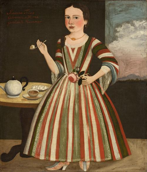 Art Prints of  Art Prints of Susanna Truax by Gansevoort Limner