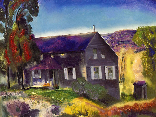 Art Prints of |Art Prints of Black House by George Bellows
