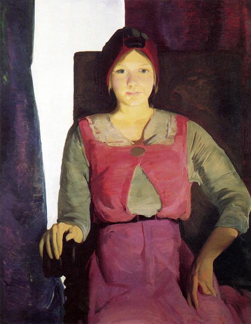 Art Prints of |Art Prints of Geraldine Lee by George Bellows