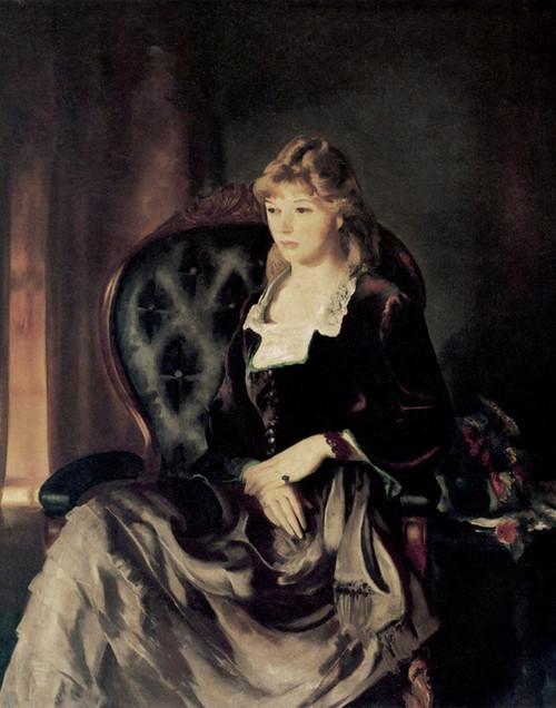 Art Prints of  Art Prints of Katherine Rosen by George Bellows