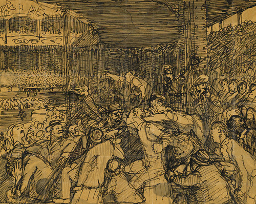 Art Prints of |Art Prints of Kill the Empire by George Bellows