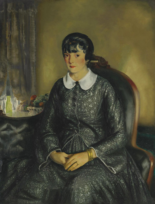 Art Prints of |Art Prints of Portrait of Mary McKinnon by George Bellows