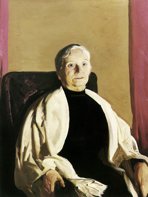 Art Prints of The Grandmother by George Bellows
