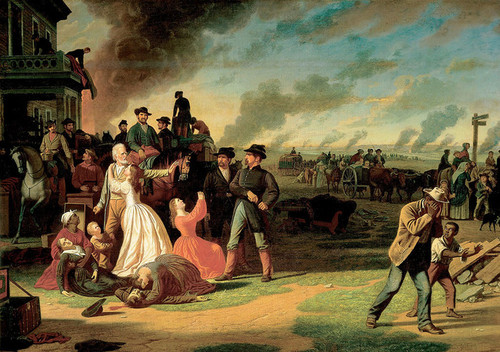 Art Prints of Order No. 11 by George Caleb Bingham