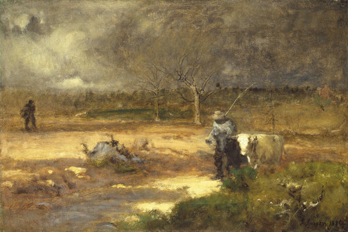 Art Prints of Homeward by George Inness