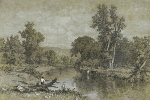 Art Prints of Milton, New York by George Inness