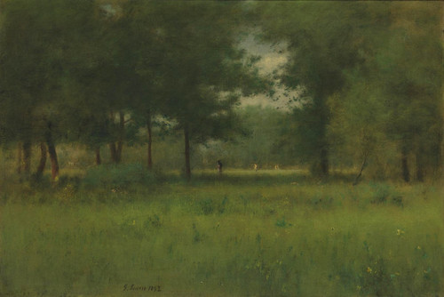 Art Prints of Midsummer by George Inness