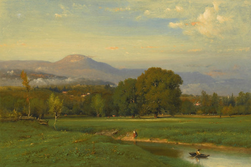 Art Prints of Summer Landscape by George Inness