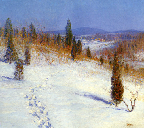 Art Prints of Cedar Hill by George Sotter