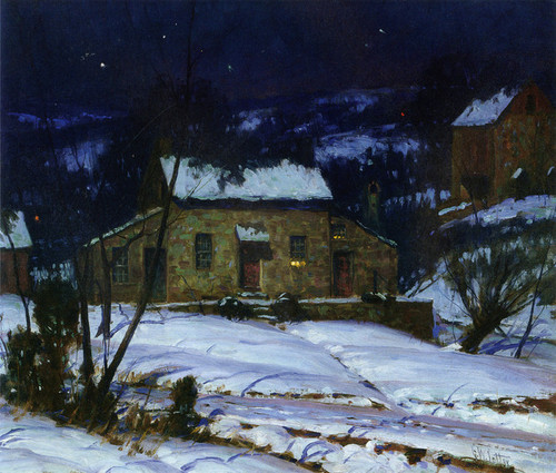 Art Prints of Mrs. Betts House by George Sotter