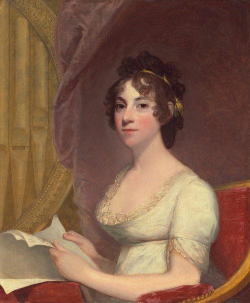 Art Prints of Anne Maria Brodeau Thornton by Gilbert Stuart