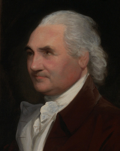 Art Prints of Colonel Isaac Barre by Gilbert Stuart