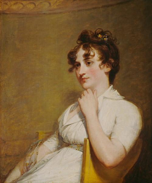 Art Prints of Eleanor Parke Custis Lewis by Gilbert Stuart