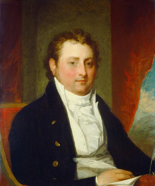 Art Prints of Edward Stow by Gilbert Stuart