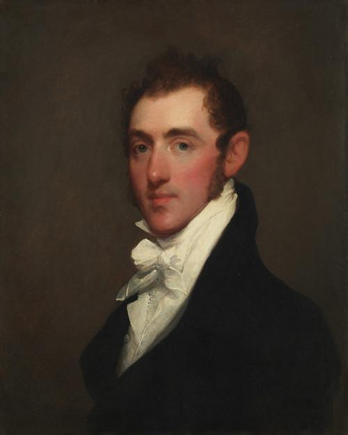 Art Prints of Henry Rice by Gilbert Stuart