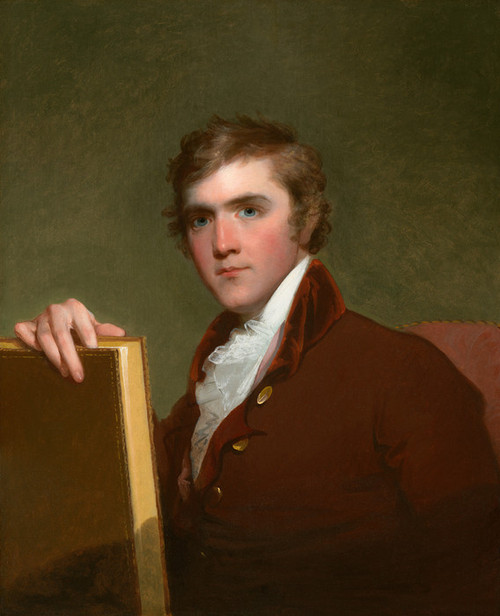 Art Prints of Horace Binney by Gilbert Stuart