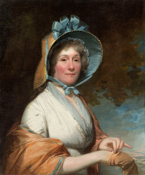 Art Prints of Henrietta Marchant Liston by Gilbert Stuart