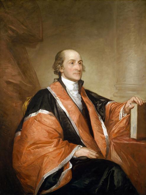 Art Prints of John Jay by Gilbert Stuart