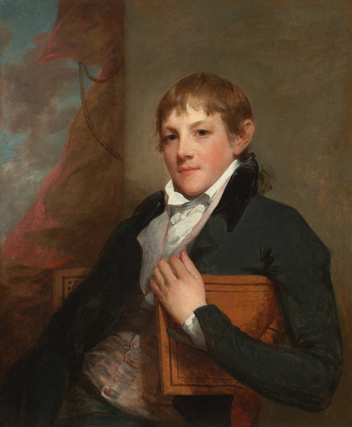 Art Prints of John Randolph by Gilbert Stuart