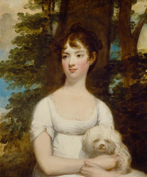 Art Prints of Mary Barry by Gilbert Stuart
