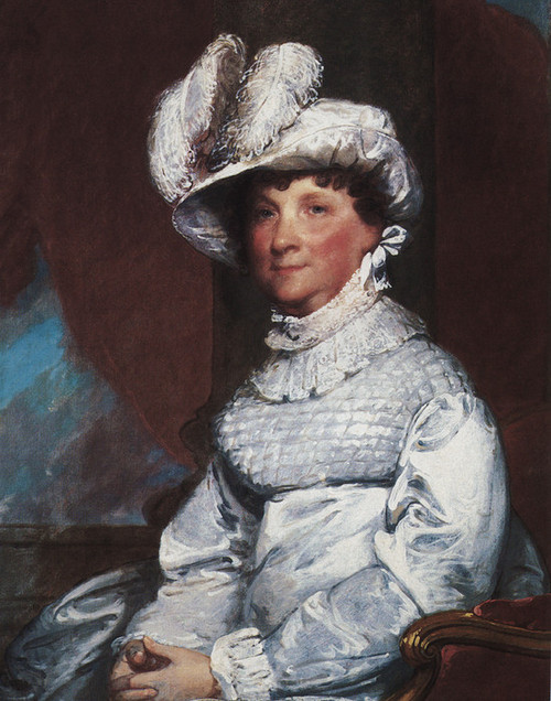 Art Prints of Mrs. Barney Smith by Gilbert Stuart