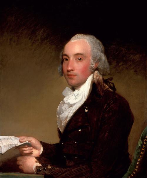 Art Prints of Portrait of Richard Barrington by Gilbert Stuart