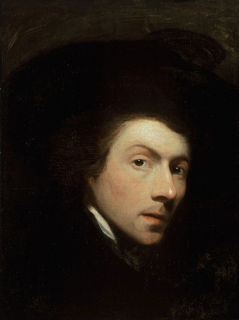Art Prints of Self Portrait by Gilbert Stuart