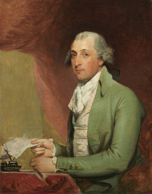 Art Prints of William Bayard by Gilbert Stuart