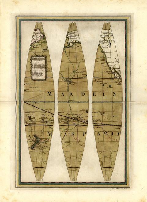 Art Prints of Globe, II by Giovanni Maria