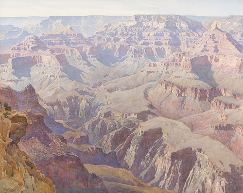 Art Prints of Grand Canyon II by Gunnar Widforss