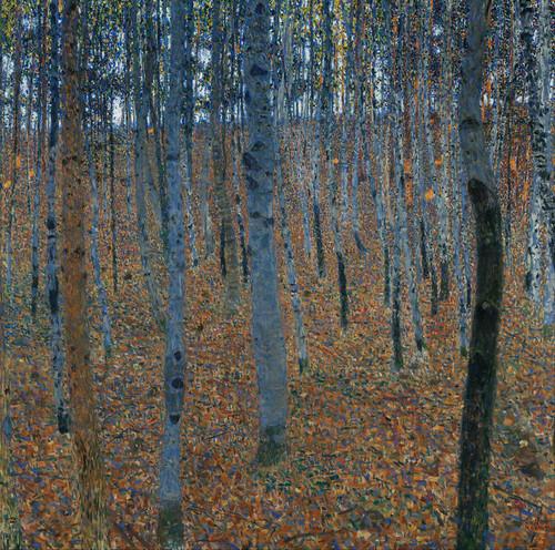 Art Prints of Beech Grove I by Gustav Klimt