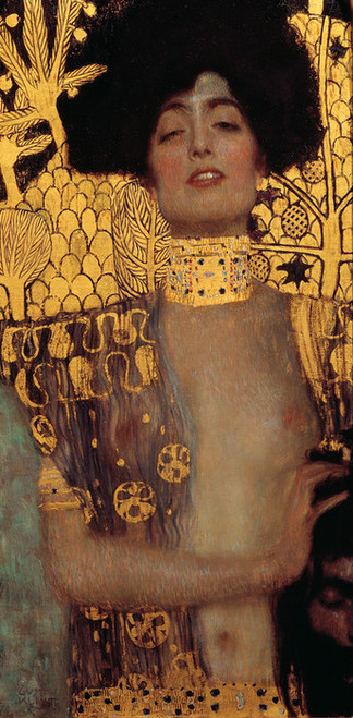 Art Prints of Judith I by Gustav Klimt
