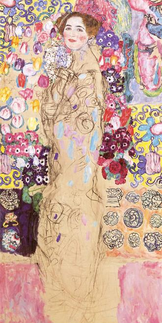 Art Prints of Portrait of Ria Munk III by Gustav Klimt