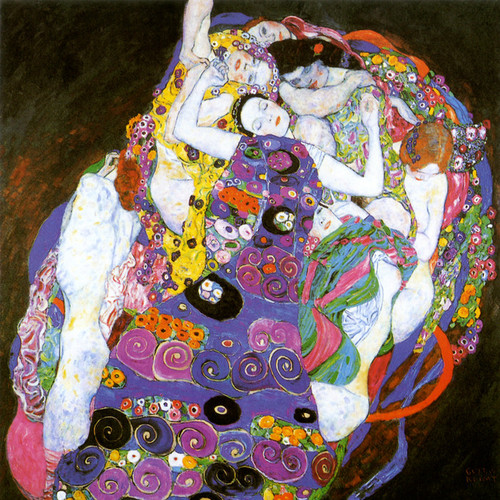 Art Prints of The Virgin by Gustav Klimt